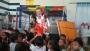 CDL Social entregou ovos de chocolate e material escolar para creche no Pedregal