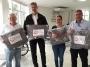 CDL social faz doação de 100 cobertores para o Hospital Beneficente Santa Helena