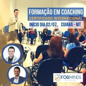 FORMAÇÃO EM COACHING Certificação Internacional - International Coaching Federation