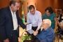 CDL Cuiabá e ACC homenagearam famílias Caparossi e Biancardini durante lançamento de livro