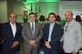 Presidente e vice-presidente da CDL Cuiabá participam de palestra sobre reforma tributária com o deputado Efraim Filho