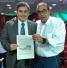 Estudo sobre a rampa de ICMS para quem ultrapassa o limite do Simples é entregue a deputado federal pelo presidente da CDL Cuiabá