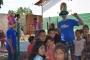 CDL Social promove festa para centenas de crianças do Projeto Jardim União