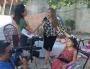 CDL Social doa cadeira de rodas à criança com esclerose múltipla
